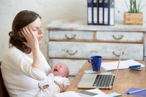 trabalho e maternidade